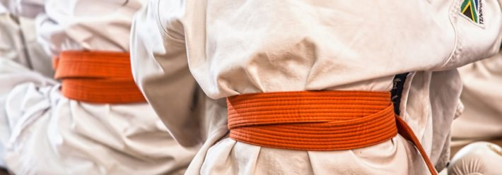 How to Conquer Stress with Martial Arts